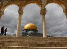 PALESTINIAN-ISRAEL-AQSA-FRIDAY PRAYERS