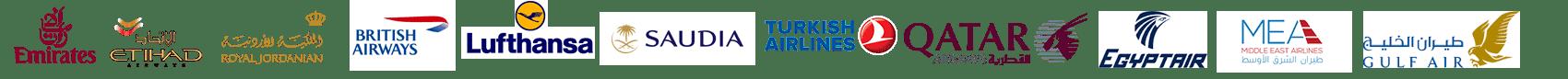 Flights logos