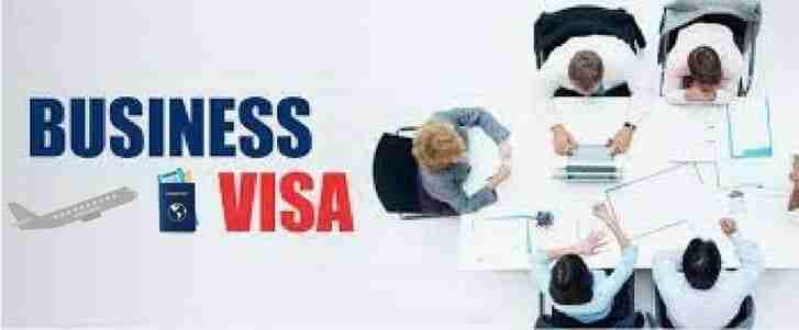 Bussiness visa