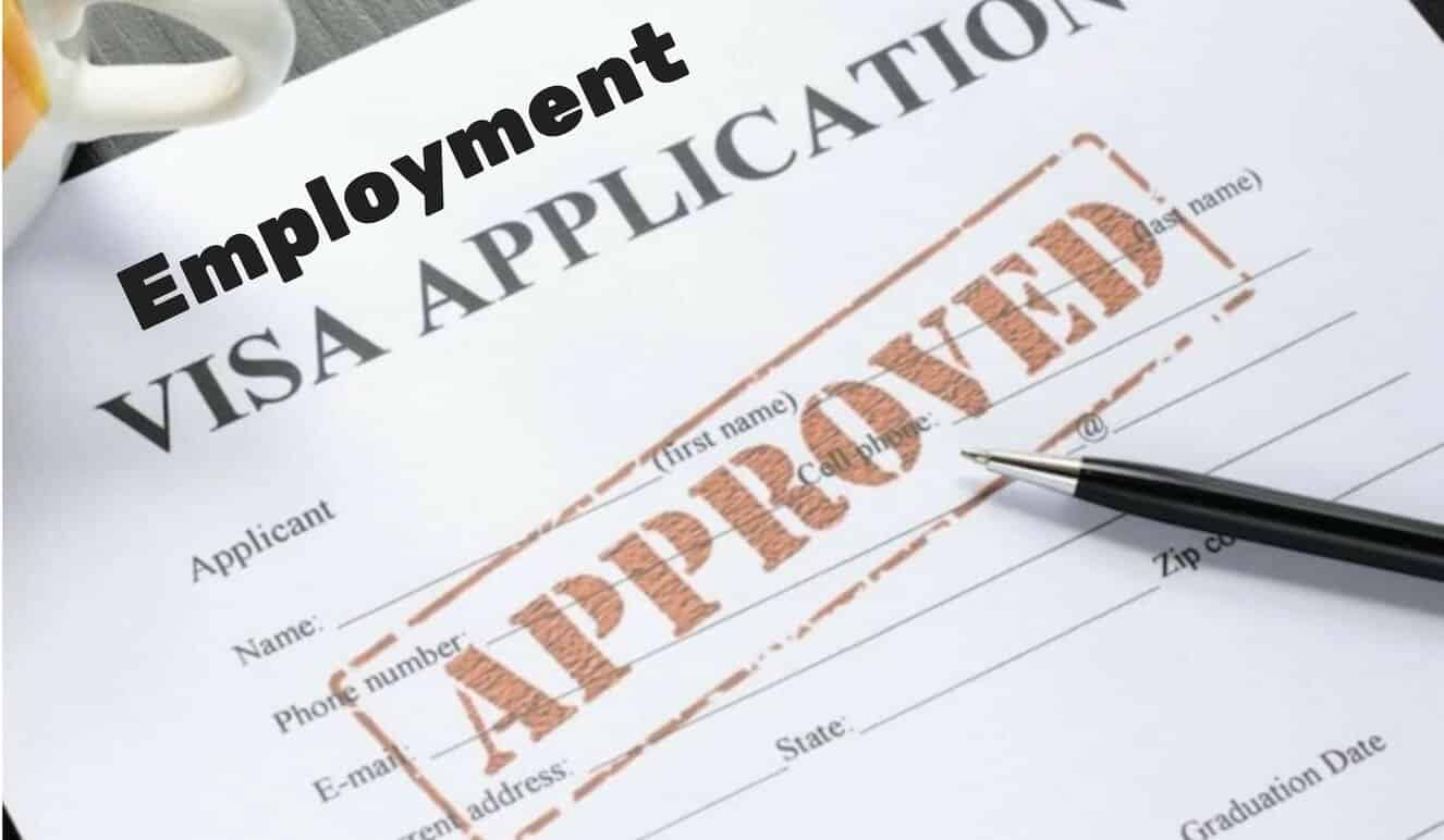 Employment Saudi Visa