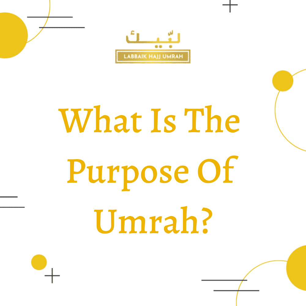 what is the purpose of umrah